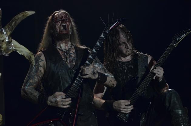 Festival Metal di Jakarta 2014