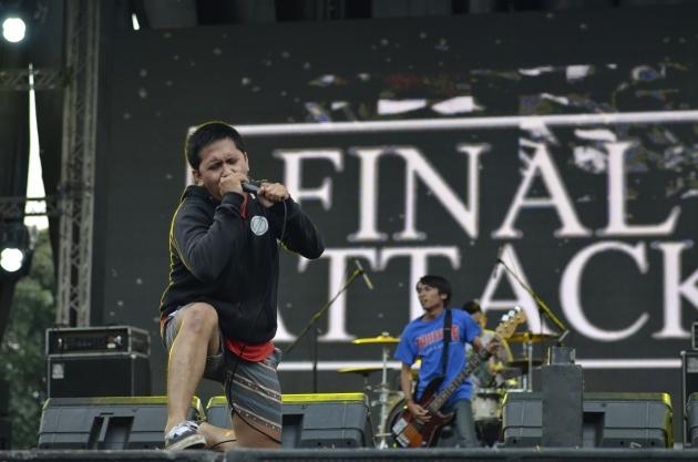 Konser Metal Di Jakarta 2014