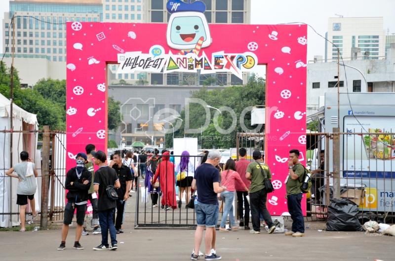 HelloFest 2014 Digelar Di Tennis Indoor Senayan Jakarta