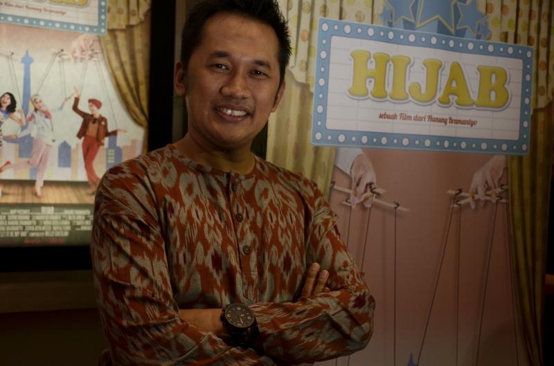 Hijab Disutradarai Oleh Hanung Bramantyo