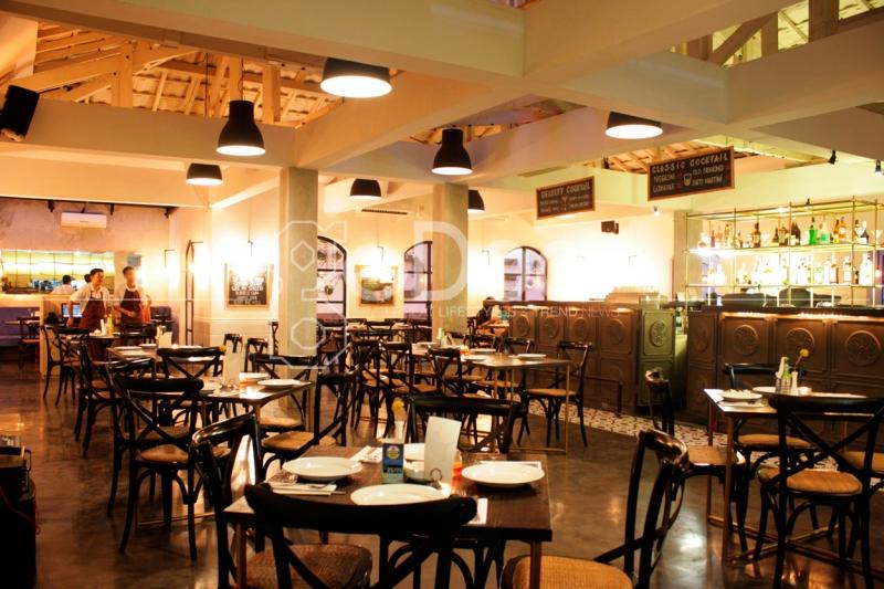 Hyde Cafe Berlokasi Di Jalan Taman Kemang 1A, Jakarta