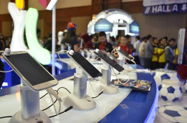 Indonesia Celular Show 2014