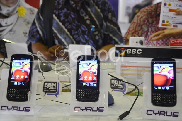 Indocomtech 2013 Berlomba Tawarkan Gadget Terbaru