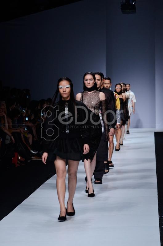 Indonesia Fashion Forward Menjadi Awal Pembukaan Fashion Show Di JFW 2015