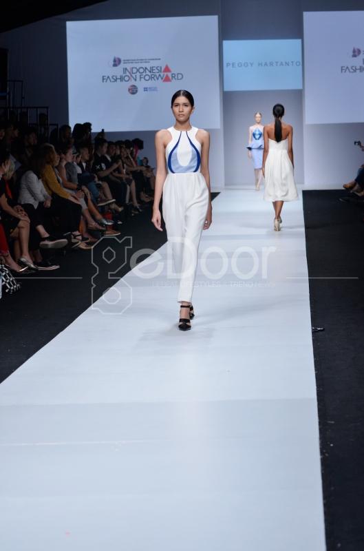 Melalui Indonesia Fashion Forward, Para Desainer Diharapkan Lebih Siap Menembus Pasar Global