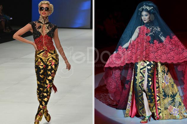 Indonesia Fashion Week 2014 Day 4 Koleksi Empat Desiner Ternama Tutup Gelaran IFW 2014