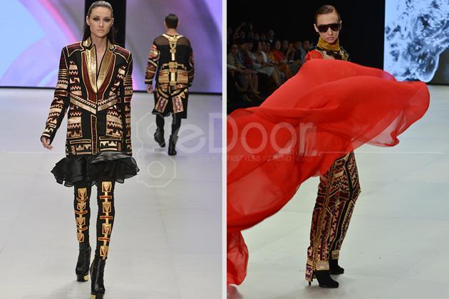 Indonesia Fashion Week 2014 Days 3