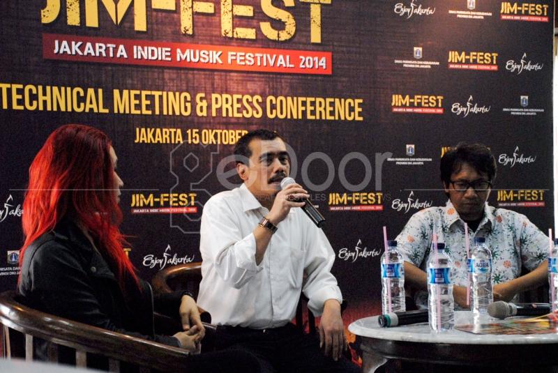 Festival Indie Music Festival 2014 Akan Di Gelar 18-19 Oktober 2014