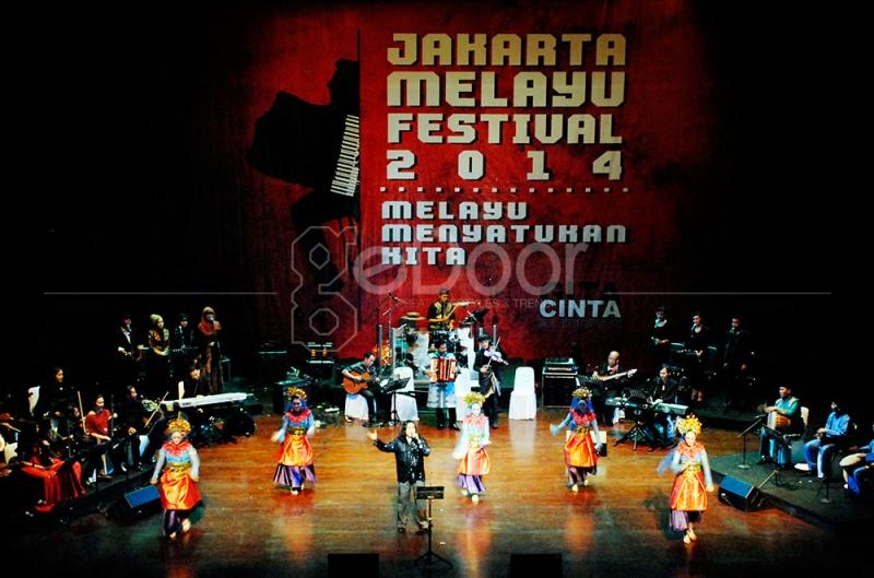 Konser Musik Melayu Di Jakarta 2014