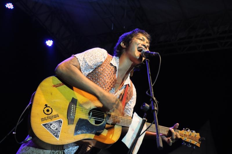 ANDA Tampil Maksimal Di Panggung JIM Fest 2014