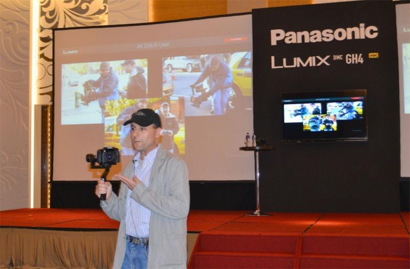 Kamera Lumix Mirrorless Terbaru