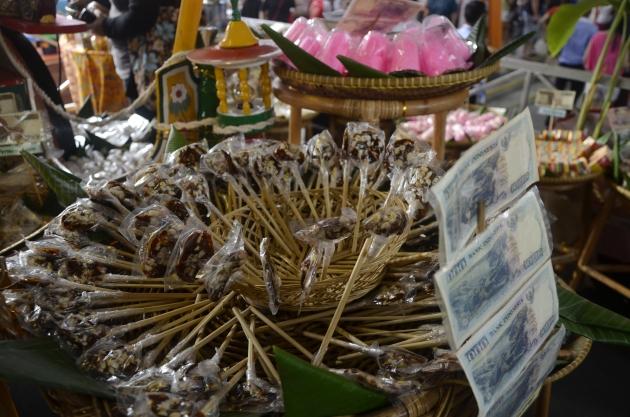 Kampoeng Tempo Doeloe di Food Festival 2014