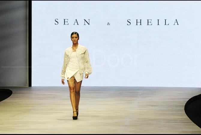 Karya Sean and Sheila Dipamerkan Pada Hari Terakhir Gelaran Indonesia Fashion Week 2015