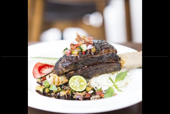 Kombinasi Menu Western Dan Asia Yang Lezat Di Letter D Restaurant