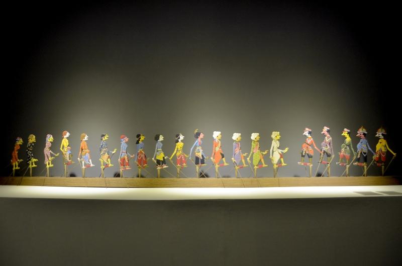 Karya Dari Puluhan Seniman Dipamerkan Di Galeri Nasional Kurang Lebih Satu Bulan