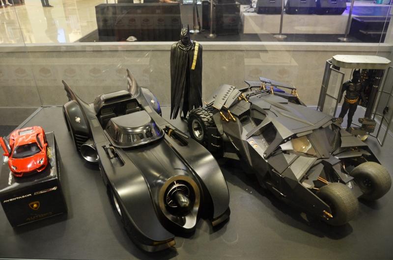 Pameran Batman Di Jakarta 2014