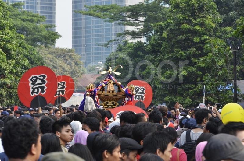 Meriahnya Perayaan Kebudayaan Jepang Di Jak Japan Matsuri