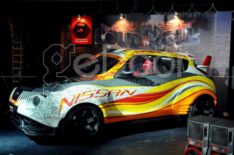 Selain Merilis Mobi Terbarunya Nissan Indonesia Juga Menggelar Kompetisi Lewat Kampanye Juke Loud 'n Roll. Juke Loud 'n Roll