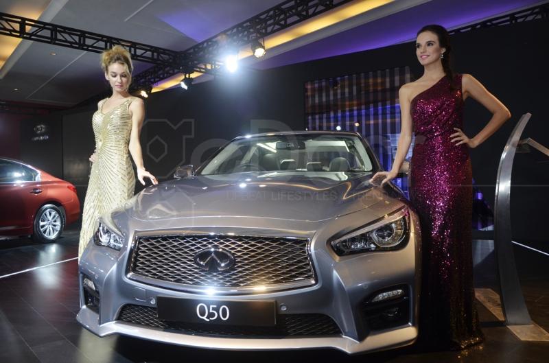 Infinity Q50 Di IIMS 2014