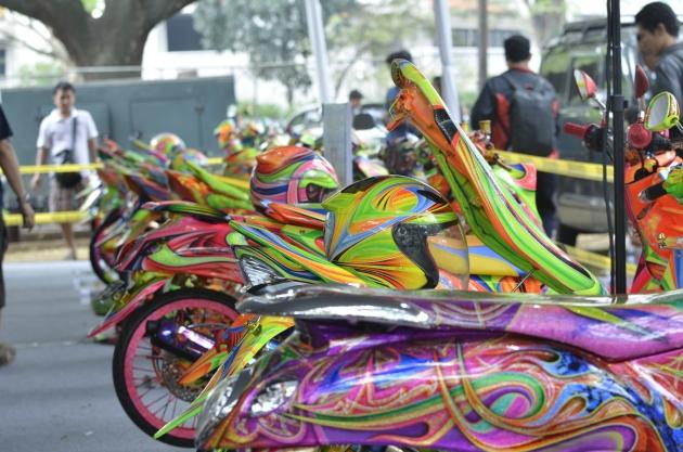 Event Otomotif Di Jakarta 2014