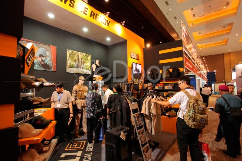 Event Indonesia Defence 2014 Ini Diperkirakan Dihadiri Lebih Dari 18.000 Pengunjung
