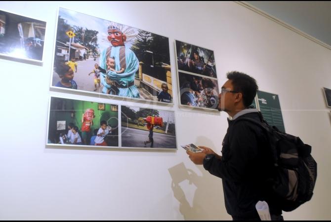 Karya yang dipamerkan meliputi kreativitas 10 orang peserta dalam mengartikulasikan pusaka mulai dari kopi, jamu, kuliner, kapal, ondel-ondel, keroncong, seni tari hingga seni pertunjukan