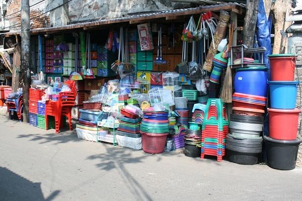Pasar Jembatan Lima
