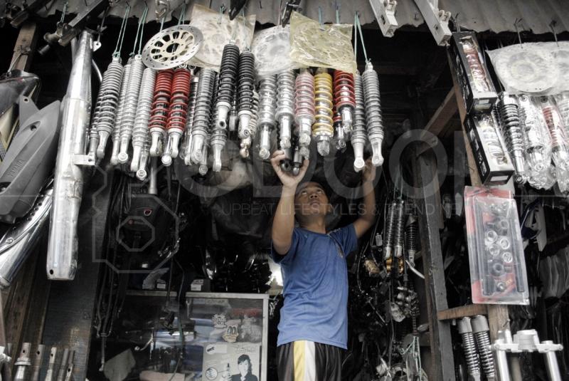 Suku Cadang Sparepart Motor Murah Jakarta Selatan