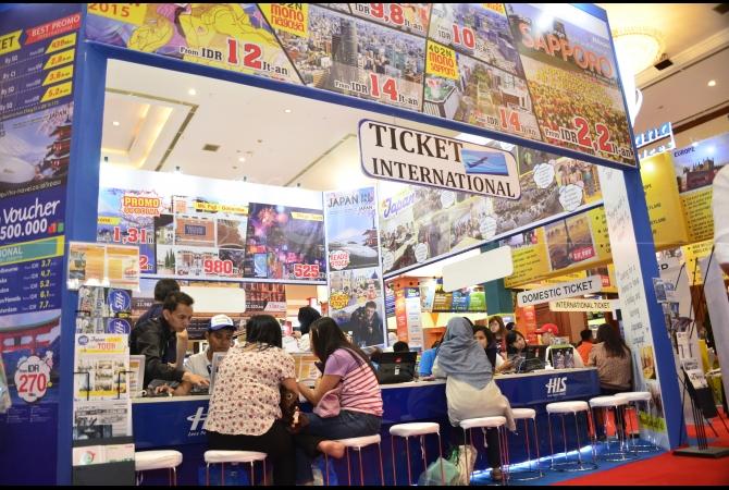 Promo Liburan Murah Cuma Di Kompas Travel Fair 2015