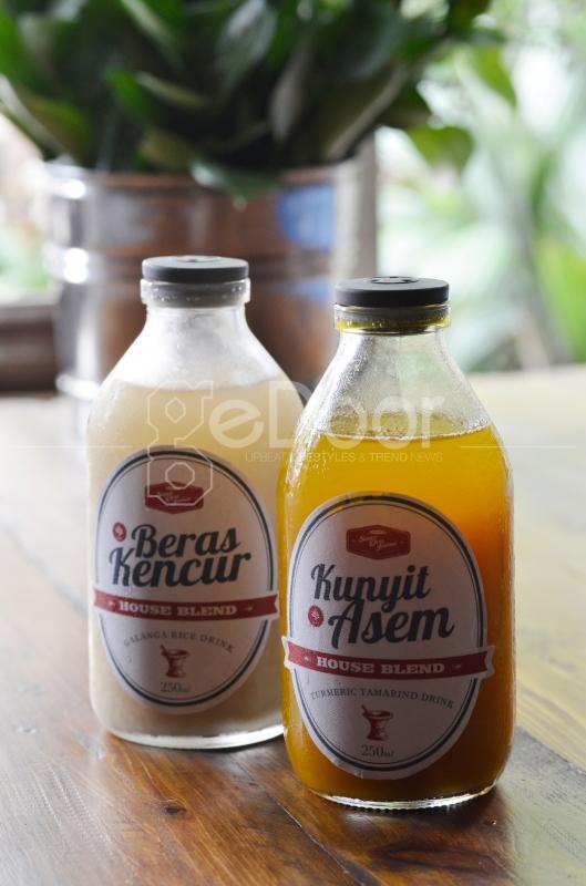 Minuman Kunyit Asem Ala Suwe Ora Jamu