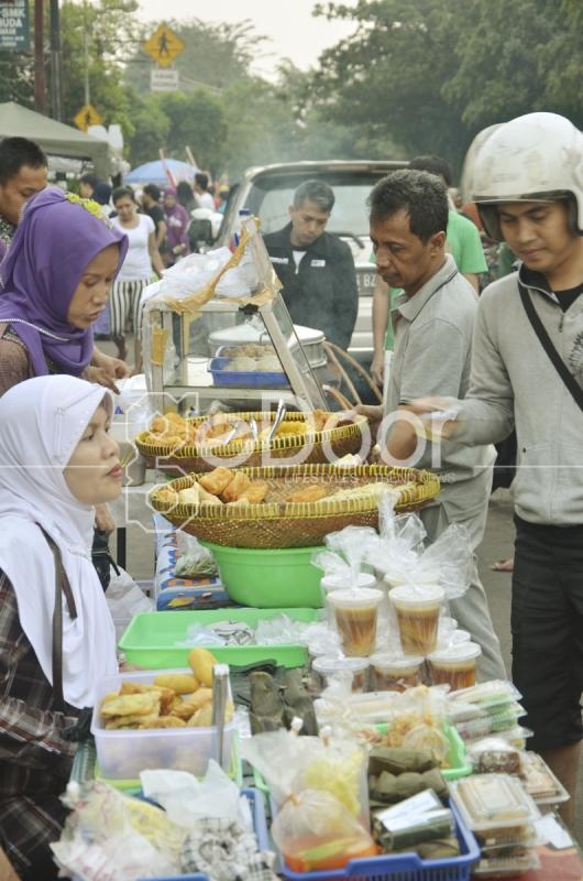 Pusat Takjil Di Jakarta