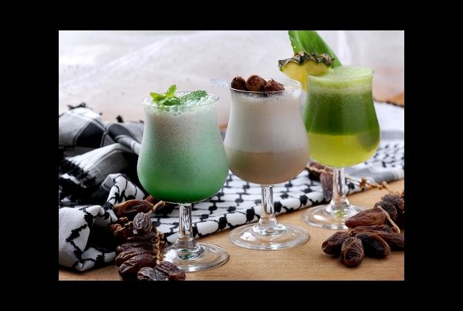 Sambut Ramadhan Hotel Borobudur Jakarta Hadirkan Kue Khas Mesir