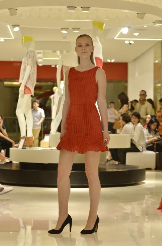 Fashion Show di Jakarta