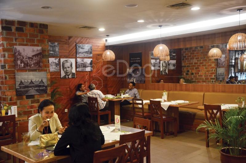 Wisata Kuliner Padang Di Jakarta Selatan