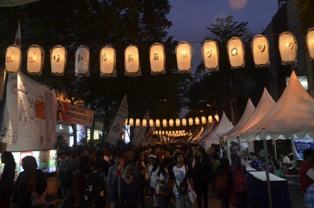Event Ennichisai 2014