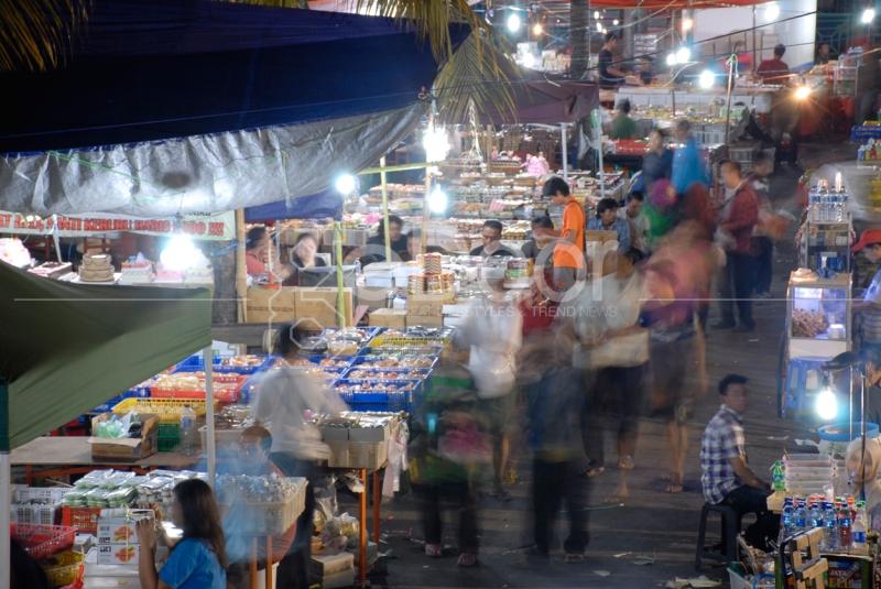 Geliat Pasar Kue Di Jakarta