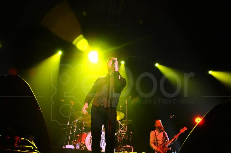 Shane Filan Gelar Konser Di Jakarta 2014