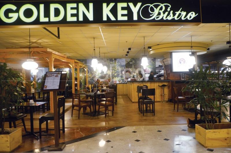 Golden Key Bistro Pasaraya Blok M