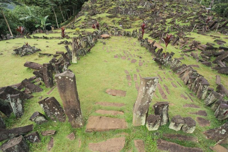 Peninggalan Prasejarah Di Indonesia