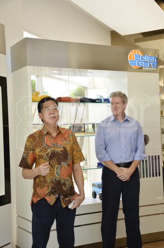 Grand Opening Solar Gard Kemayoran