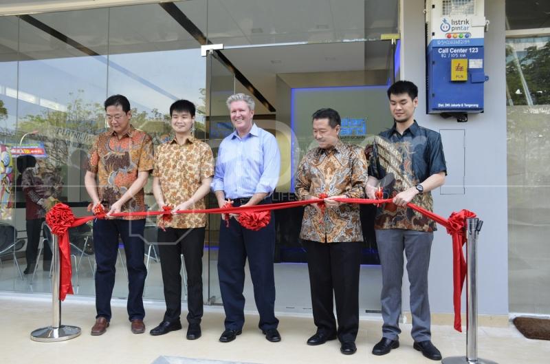 Outlet Terbaru Solar Gard Di Central 88 Kemayoran