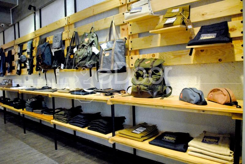 Tidak Hanya Makanan, Stockroom Juga Menawarkan Brand Fashion Ternama