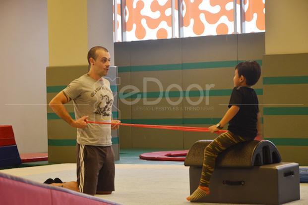 The Gym Hadir Di Bintaro Entertainment Center