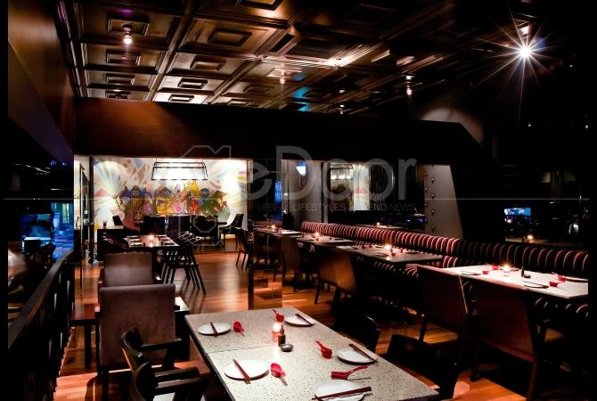 Tempat yang cukup luas, The Momo bisa mengadakan acara seperti event, pesta ulang tahun,dll