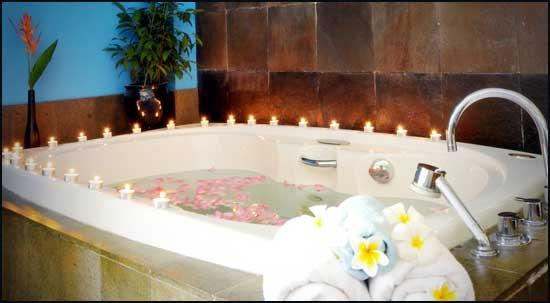 Allure Spa Menyediakan Ruangan Tersendiri Untuk Tiap Perawatan