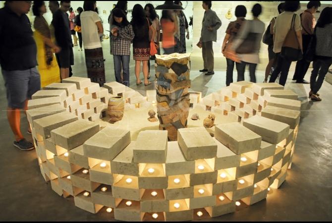 Keng Sin Merupakan Maestro Seni Keramik Tanah Air Yang Telah Wafat Pada Tahun Lalu
