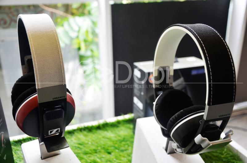 Headphone URBANITE Merupakan Produk Teranyar Dari Sennheiser