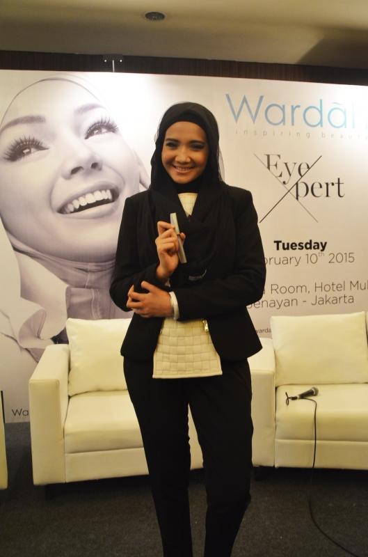 Wardah Cosmetic Kembali Merilis Dua Produk Terbarunya Yakni Wardah EyeXpert Perfectcurl dan Aqua Lash Mascara