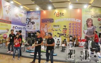 Yuk Dapatkan Promo Menarik Perlengkapan Olahraga Di Jakarta Fair Kemayoran 2015