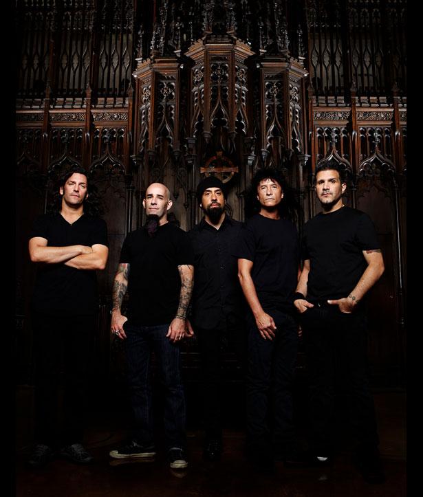 Anthrax Live in Pantai Karnaval Ancol (31 Maret 2012)